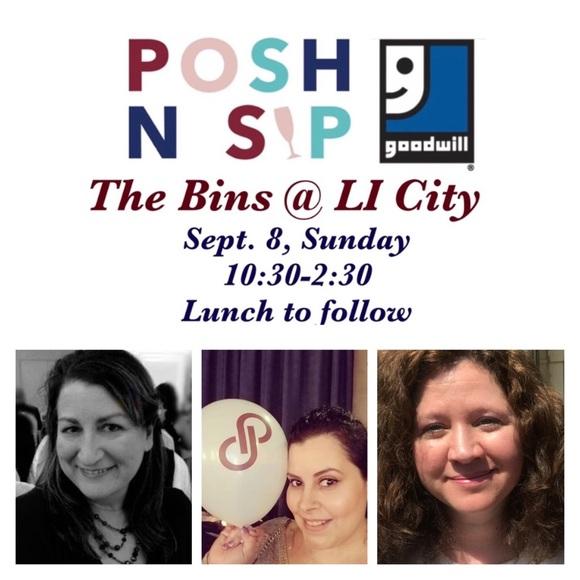 Posh N Sip Other - Posh N Sip - The Bins @ LI City